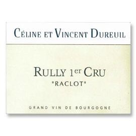2013 Celine et Vincent Dureuil Rully 1er Cru Raclot