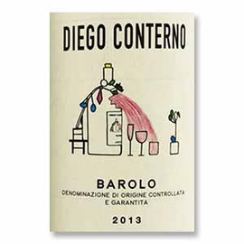 2013 Diego Conterno Barolo
