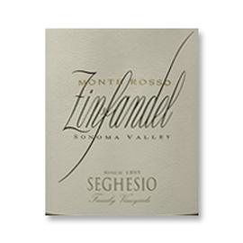 2013 Seghesio Family Vineyards Zinfandel Monte Rosso Sonoma Valley