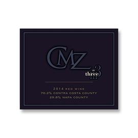 2014 Three Wine Company CMZ