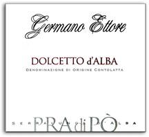 2008 Ettore Germano Dolcetto Dalba Pra Di Po