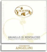 2007 Val di Suga (Tenimenti Angelini) Brunello di Montalcino