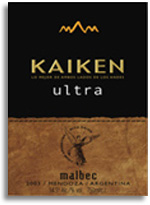 2006 Kaiken Malbec Ultra Mendoza