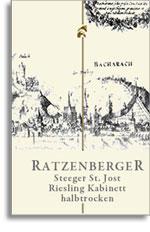 2010 Ratzenberger Steeger St Jost Riesling Kabinett Halbtrocken