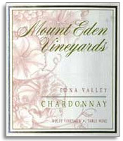 2011 Mount Eden Vineyards Chardonnay Wolff Vineyard Edna Valley
