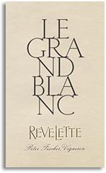 2011 Chateau Revelette Coteaux d'Aix en Provence Grand Blanc