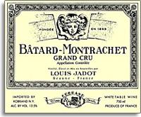 2007 Domaine/Maison Louis Jadot Batard-Montrachet