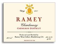 2007 Ramey Wine Cellars Chardonnay Carneros District