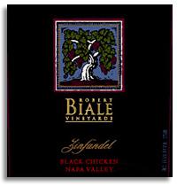 2008 Robert Biale Vineyards Zinfandel Black Chicken Napa Valley