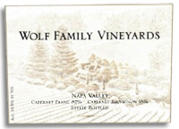 2006 Wolf Family Vineyards Meritage