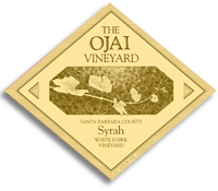 2009 Ojai Vineyards Syrah White Hawk Vineyard Santa Barbara County