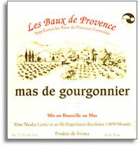 2009 Mas De Gourgonnier Les Baux De Provence Rose