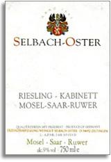 2009 Selbach Oster Riesling Kabinett