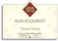 1998 Domaine Daniel Rion Et Fils Nuits St Georges Vieilles Vignes