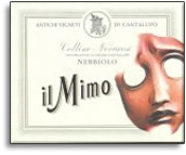 2010 Antichi Vigneti di Cantalupo Il Mimo Nebbiolo Rosato Colline-Novaresi