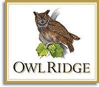 2004 Owl Ridge Wines Cabernet Sauvignon T R Passalacqua Vineyard Dry Creek Valley