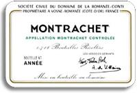 1979 Domaine de la Romanee-Conti Montrachet
