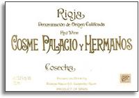 2005 Bodegas Palacio Cosme Palacio Y Hermanos Rioja