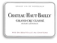 2007 Chateau Haut-Bailly Pessac-Leognan