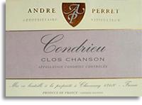 2012 Andre Perret Condrieu Cuvee Clos Chanson