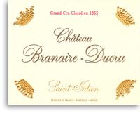 2008 Chateau Branaire Ducru Saint-Julien