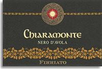 2010 Firriato Chiaramonte Nero d'Avola Sicilia