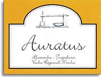2011 Quinta Do Feital Alvarinhotrajadura Auratus Minho