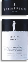 2006 Bremerton Wines Shiraz Selkirk Langhorne Creek