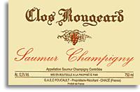 2007 Clos Rougeard Saumur Champigny