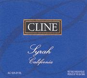 2010 Cline Cellars Syrah California