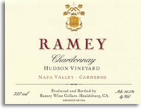2005 Ramey Wine Cellars Chardonnay Hudson Vineyard Carneros