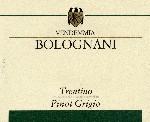 2010 Bolognani Pinot Grigio Trentino