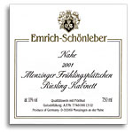 Vv Emrich Schonleber Monzinger Fruhlingsplatzchen Riesling Kabinett