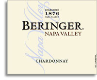 2010 Beringer Vineyards Chardonnay Napa Valley