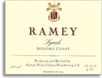 2010 Ramey Wine Cellars Syrah Sonoma Coast