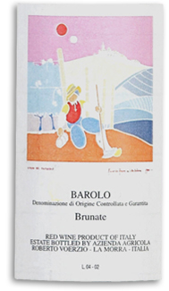 2010 Roberto Voerzio Barolo Brunate