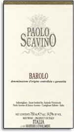 2010 Paolo Scavino Barolo