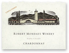 2012 Robert Mondavi Winery Chardonnay Napa Valley