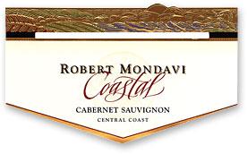 2006 Robert Mondavi Winery Cabernet Sauvignon Coastal