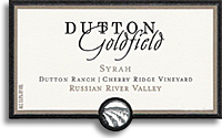 2005 Dutton-Goldfield Syrah Dutton Ranch Cherry Ridge Vineyard Russian River Valley