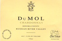 2008 Dumol Chardonnay Russian River Valley