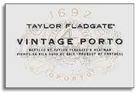 2007 Taylor Fladgate Vintage Port