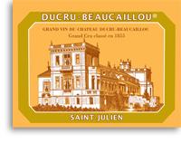 2010 Chateau Ducru Beaucaillou Saint-Julien