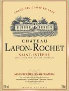 1996 Chateau Lafon Rochet Saint-Estephe