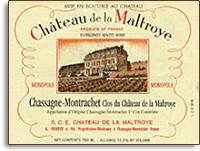 2011 Chateau de la Maltroye Chassagne-Montrachet Clos du Chateau