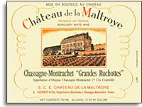 2011 Chateau de la Maltroye Chassagne-Montrachet Grandes Ruchottes