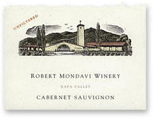 2007 Robert Mondavi Winery Cabernet Sauvignon Napa Valley