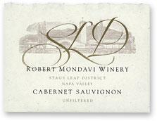 2004 Robert Mondavi Winery Cabernet Sauvignon Stags Leap District