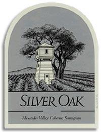 1985 Silver Oak Cellars Cabernet Sauvignon Alexander Valley