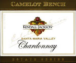2010 Kendall-Jackson Chardonnay Highland Estates Camelot Highlands Santa Maria Valley